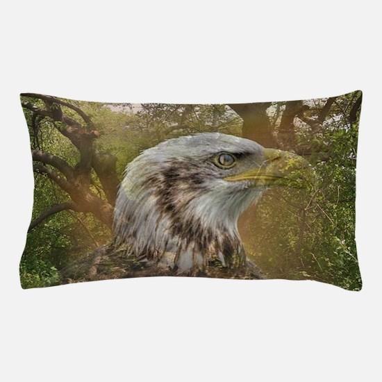 Magic Animals HAWK Pillow Case