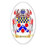 Hobbis Sticker (Oval 50 pk)
