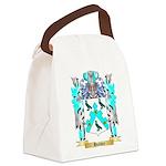 Hobbie Canvas Lunch Bag