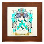 Hobbie Framed Tile