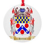 Hobbes Round Ornament
