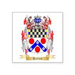 Hobbes Square Sticker 3