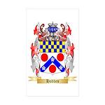 Hobbes Sticker (Rectangle 10 pk)