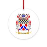 Hobbes Ornament (Round)
