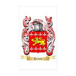 Hoban Sticker (Rectangle 10 pk)