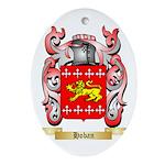 Hoban Ornament (Oval)