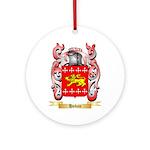 Hoban Ornament (Round)