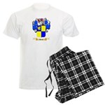 Hoath Men's Light Pajamas