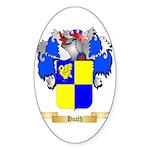 Hoath Sticker (Oval 10 pk)