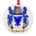 Hoare Round Ornament