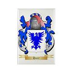 Hoar Rectangle Magnet (100 pack)