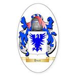 Hoar Sticker (Oval 10 pk)