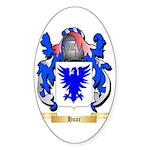 Hoar Sticker (Oval 50 pk)