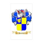 Hoadley Sticker (Rectangle 10 pk)