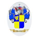 Hoadley Ornament (Oval)