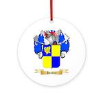 Hoadley Ornament (Round)