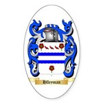 Hlleyman Sticker (Oval)