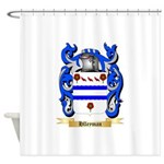 Hlleyman Shower Curtain