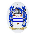 Hlleyman Ornament (Oval)
