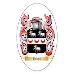 Hives Sticker (Oval)