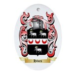 Hives Ornament (Oval)