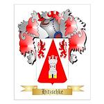 Hitzschke Small Poster