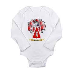 Hitschke Long Sleeve Infant Bodysuit