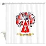 Hitscher Shower Curtain