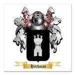 Hitchman Square Car Magnet 3