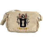 Hitchman Messenger Bag