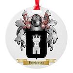 Hitchinson Round Ornament