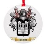 Hitchins Round Ornament