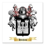 Hitchins Square Car Magnet 3