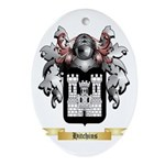 Hitchins Ornament (Oval)