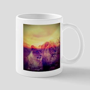 Magic Animals LIONS Mugs