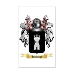 Hitchings 35x21 Wall Decal
