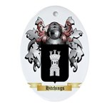 Hitchings Ornament (Oval)