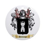 Hitchings Ornament (Round)