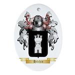 Hitchin Ornament (Oval)