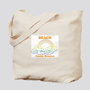 BEACH reunion (rainbow) Tote Bag