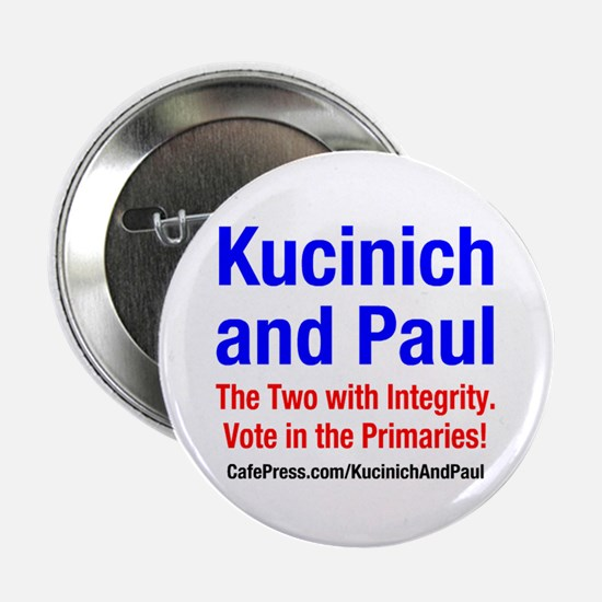 Kucinich and Paul Button