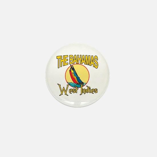 The Bahamas Mini Button
