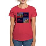 Dramatic Look Women's Dark T-Shirt