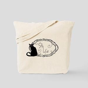 9th Life Tote Bag