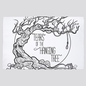 Tears of the Hanging Tree 4' x 6' Rug