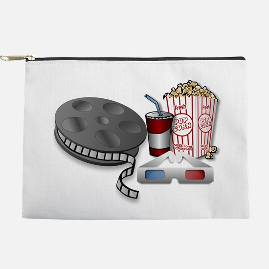 3D Cinema Makeup Pouch