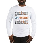 Lefty Scale/Mode Cheat Sheet Long Sleeve T-Shirt