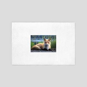 Fox 4' x 6' Rug