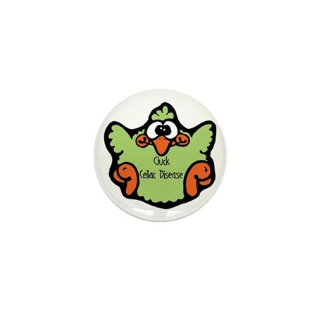 Celiac Disease Mini Button (100 pack)