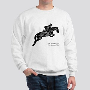 NBT Jumping Horse Sweatshirt